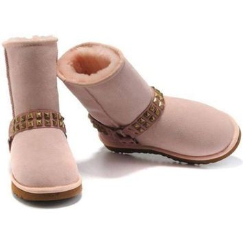 onetow One-nice? Cyber Monday Uggs Boots New Arrival 9819 Pink For Women 98 72