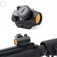 2018 Hot Red Dot Sight 20mm Rail Mount  Hunting 1x20 Optics Holographic Refle Tactical Scope Hunting Accessories For Hunting Air