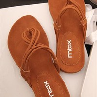 Flat Sandals for Women 060520 from topsales