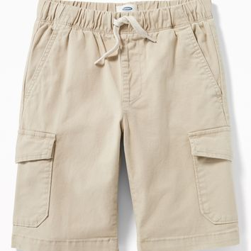 Built-In Flex Jogger Cargo Shorts for Boys | Old Navy