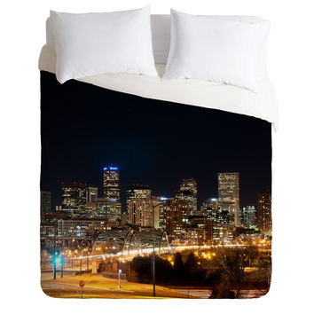 Bird Wanna Whistle Denver Duvet Cover