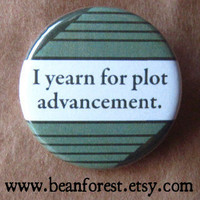$1.50 yearn for plot advancement by beanforest on Etsy