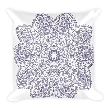New Purple Mandala Pillow2