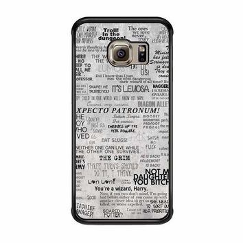 youre a wizard harry samsung galaxy s7 s7 edge cases