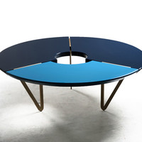 From Above II Coffee Table by HAGIT PINCOVICI at Bespoke Global