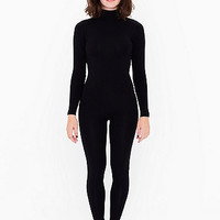 Turtleneck Catsuit | American Apparel