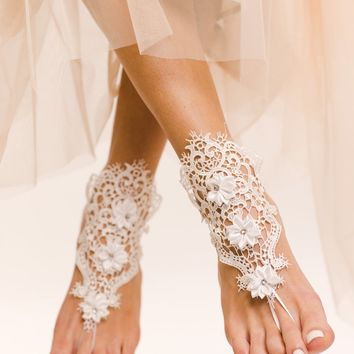 Adele Barefoot Sandals