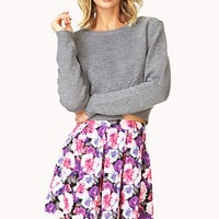Floral Fancy Skirt
