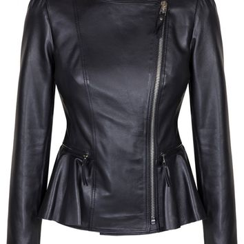 The Duchess Premium Leather Jacket - Boda Skins