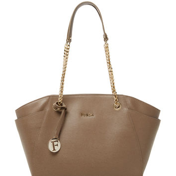 Furla Women's Julia Medium Tote - Grey