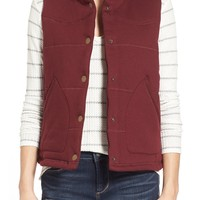 Thread & Supply 'Roanah' Quilted Knit Vest | Nordstrom
