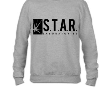 STAR Labs - Crewneck Sweatshirt