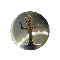 """Marvel Guardians Of The Galaxy Baby Groot 3"""" Pin"""