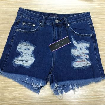 Tommy Jeans Women Denim Short