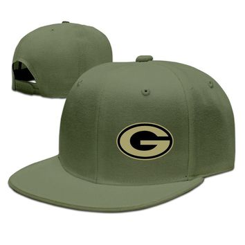 Green Bay Packers Salute To Service Logo Funny Unisex Adult Womens Baseball Hats Mens Baseball Hats