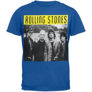 DCCKU3R Rolling Stones - Voodoo Soft Adult T-Shirt