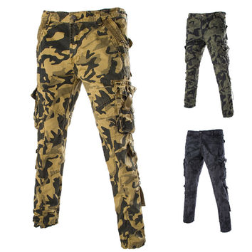 Men Camouflage High Quality Pants [6541433219]