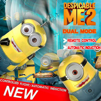 Minions RC Helicopter toy