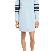 Fire Sweatshirt Dress | Nordstrom