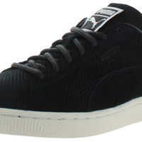 Puma Suede Lo Women's Winterized Sneakers Shoes