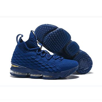 Nike James Basketball Shoe tide brand fashion men and women sports running shoes F-CSXY  Navy blue