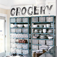 Kitchen Storage - Storage and Organization Ideas for Efficient Kitchens	 - Country Living