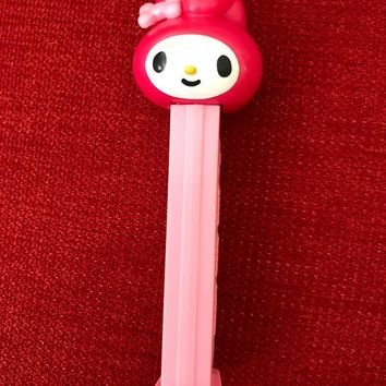 My Melody Hello Kitty Pez Dispenser Figure