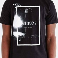 The 1975 Music For Cars Tee- Black