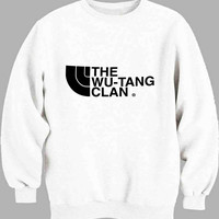 North parody WU-TANG CLAN Sweater for Mens Sweater and Womens Sweater *