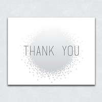 Pack of Thank You Cards, Thank You Notes