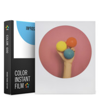 Color Film for 600 Round Frame