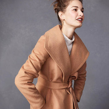 Wrap Coat | Ann Taylor