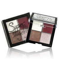 Eye shadow Pigments Palette Eye Makup Eye Shadow Super Stage Fit By Sugar box MK1022