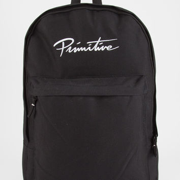 PRIMITIVE Nuevo Script Backpack | Backpacks
