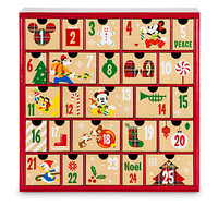Mickey Mouse and Friends Advent Calendar Gift Drawers 2016 | Disney Store