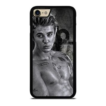JUSTIN BIEBER ART iPhone 7 Case Cover