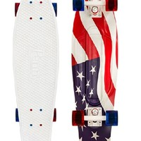 Penny Nickel Graphic Skateboard 27 USA AMERICA Plastic Cruiser