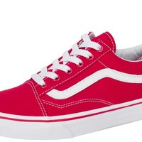 Vans Old Skool Canvas Formula One - Free Shipping. Easy Returns