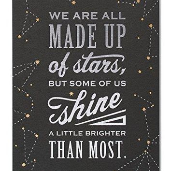 American Greetings Bright and Brilliant Birthday Card - Funny birthday card - Free Shipping