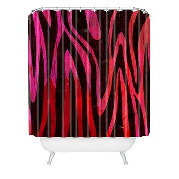 Sophia Buddenhagen Androdema Shower Curtain