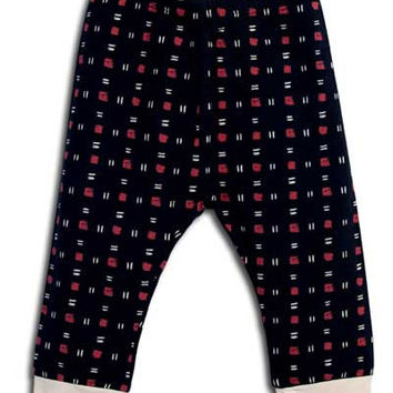 Organic Baby Pants - Sparrow NB to 18 mo.