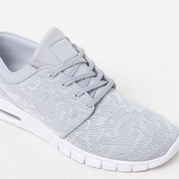Nike SB Stefan Janoski Max Grey Shoes at PacSun.com
