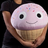 "KIDS : Yummy Dessert | 14"" Cupcake PLUSH"