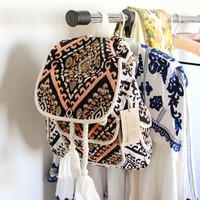 Aster Boho Backpack