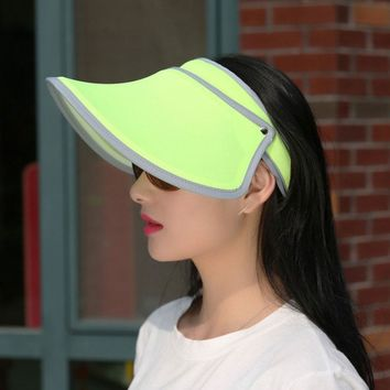 Summer Anti-UV Foldable Sun Hats