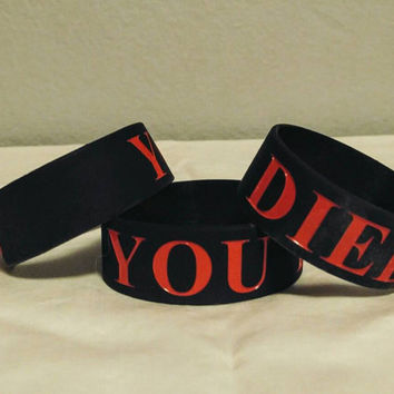 YOU DIED - Gaming Bracelet