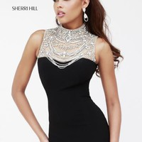 Sherri Hill Dress 21355 at Prom Dress Shop