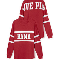 University of Alabama Tunic Hoodie - PINK - Victoria's Secret
