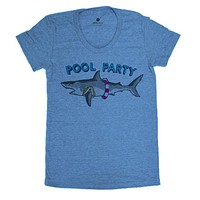 Pool Party -  Triblue Womens