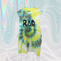 RAD muscle tee (Medium)